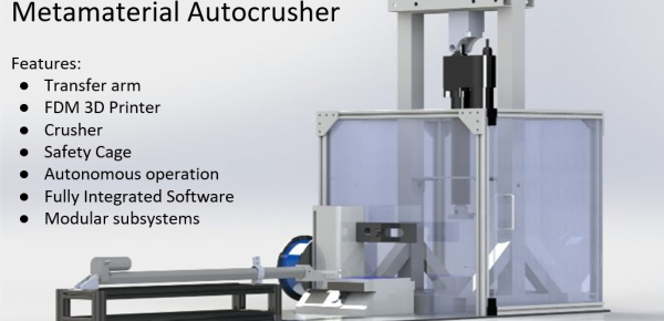 MetaMaterial AutoCrusher